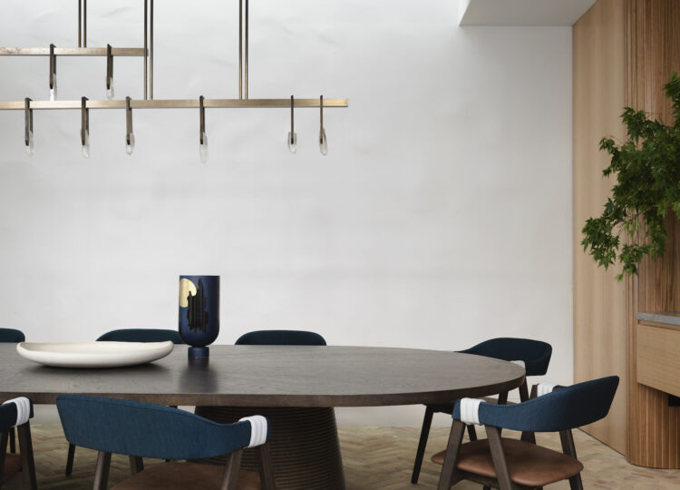 Dining | Darling Point Terrace Dining Room by Stafford Architecture