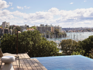 Pools | Darling Point Terrace Pools by Stafford Architecture
