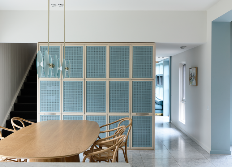 Dining | Erskine House Dining Room by Kennedy Nolan