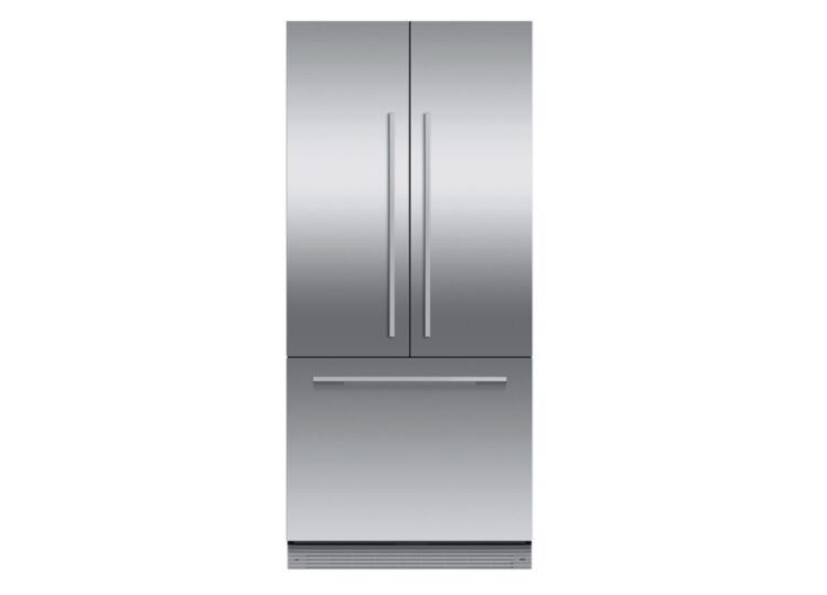 Fisher & Paykel Series 7 | 90cm Integrated French Door Refrigerator Freezer