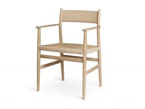 BRDR Krüger ARV Chair with Armrest