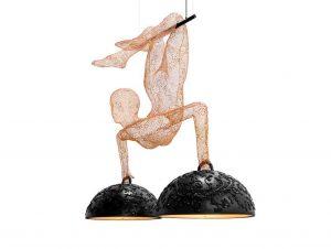 Hive Limbo Trapeze Chandelier Hanging Pendant Lamp
