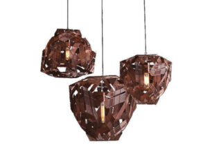 Schema Spaceship Pendant Hanging Lamp