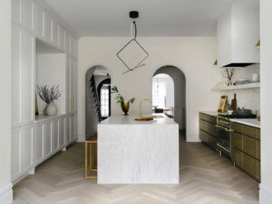 Kitchen | Brooklyn Brownstone Kitchen by Jae Joo Designs