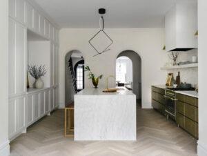 Kitchen | Brooklyn Brownstone Kitchen by Jae Joo Designs