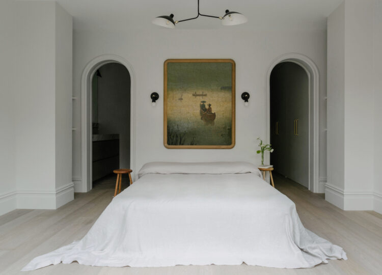 Bedroom | Brooklyn Brownstone Bedroom by Jae Joo Designs