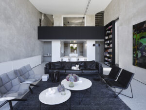 Living 1 | Lena Residence Living Room by Smart Design Studio