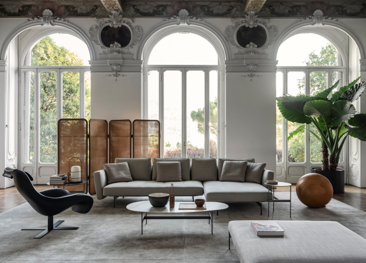 Piero Lissoni Takes It Outside As New Artistic Director For B&B Italia