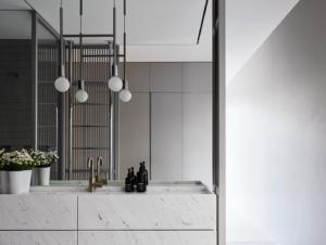 Bathroom 1   Tree House Bathroom by Madeleine Blanchfield Architects