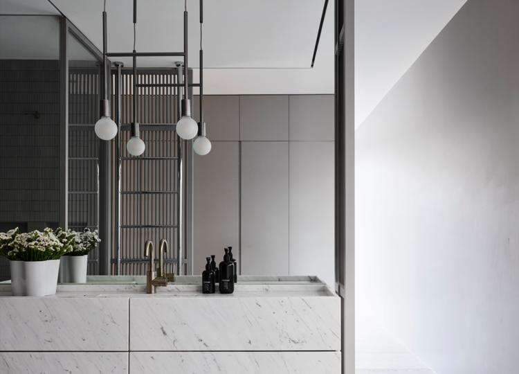 Bathroom 1 | Tree House Bathroom by Madeleine Blanchfield Architects