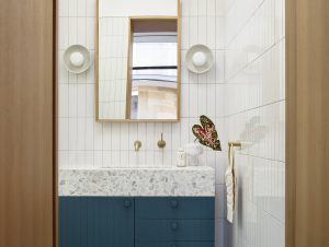 Bathroom 1 | Collector House Bathroom by Arent&Pyke