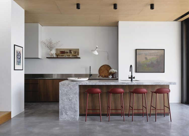 Kitchen | Collector House Kitchen by Arent&Pyke