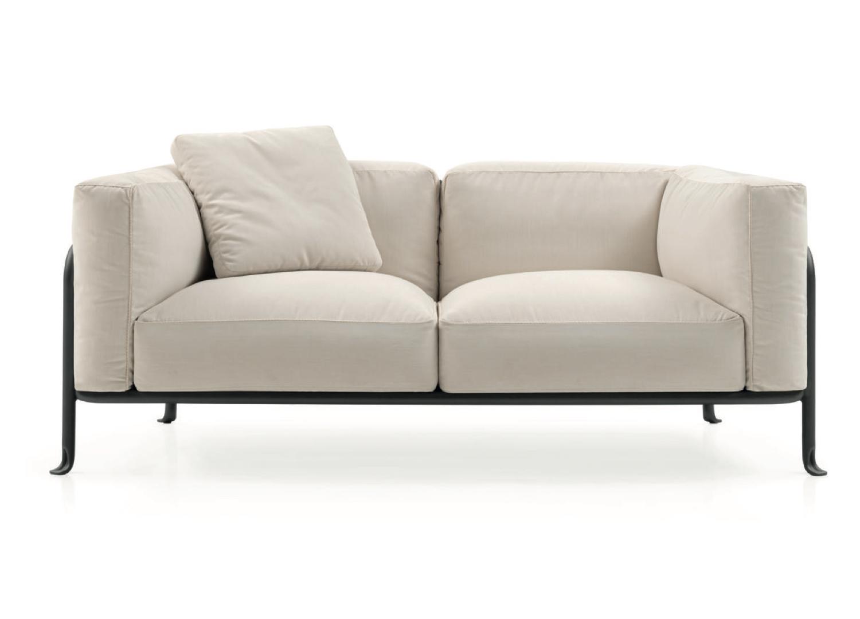 est living bb italia borea 2 seater sofa 01