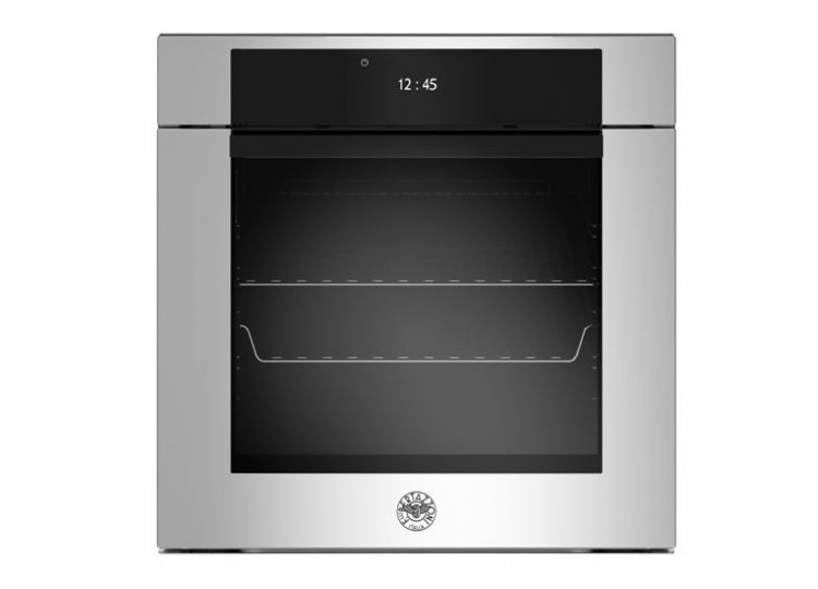 Bertazzoni Modern 60cm Electric Pyro Built-in Oven (Steel)