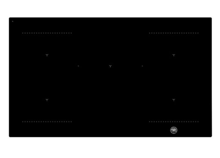 Bertazzoni Modern 88cm Induction Hob (Nero)