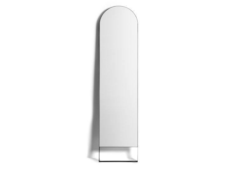Biasol Tondo Arch Mirror 2200H x 550W (Black Ace Flat)