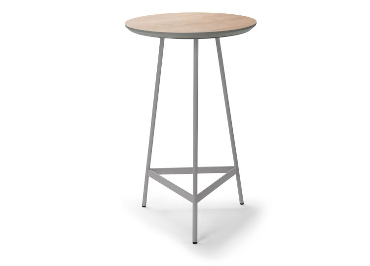 Biasol Tre Mezzo 1100H Indoor 700 Round Bar Table
