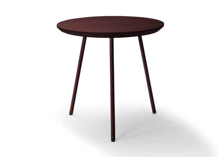 Biasol Tre Mezzo 750H Indoor 700 Round Dining Table