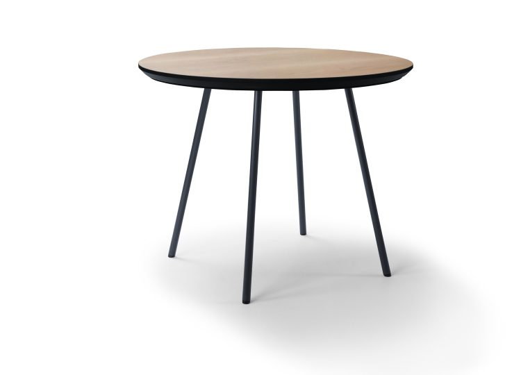 Biasol Tre Mezzo 750H Indoor 900 Round Dining Table