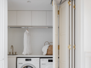 Laundry | Danmark Point Piper Laundry Higginbotham Studio
