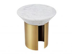 HC28 Cosmopolitan Cone Side Table