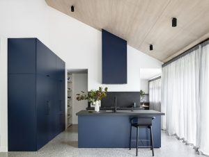 Malvern East House by Eliza Blair Architecture and studio mkn