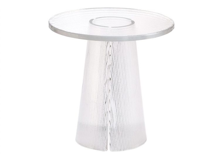 Pulpo Bent Side Table