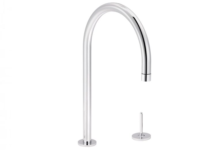 RVB Plug Single Lever Kitchen Mixer