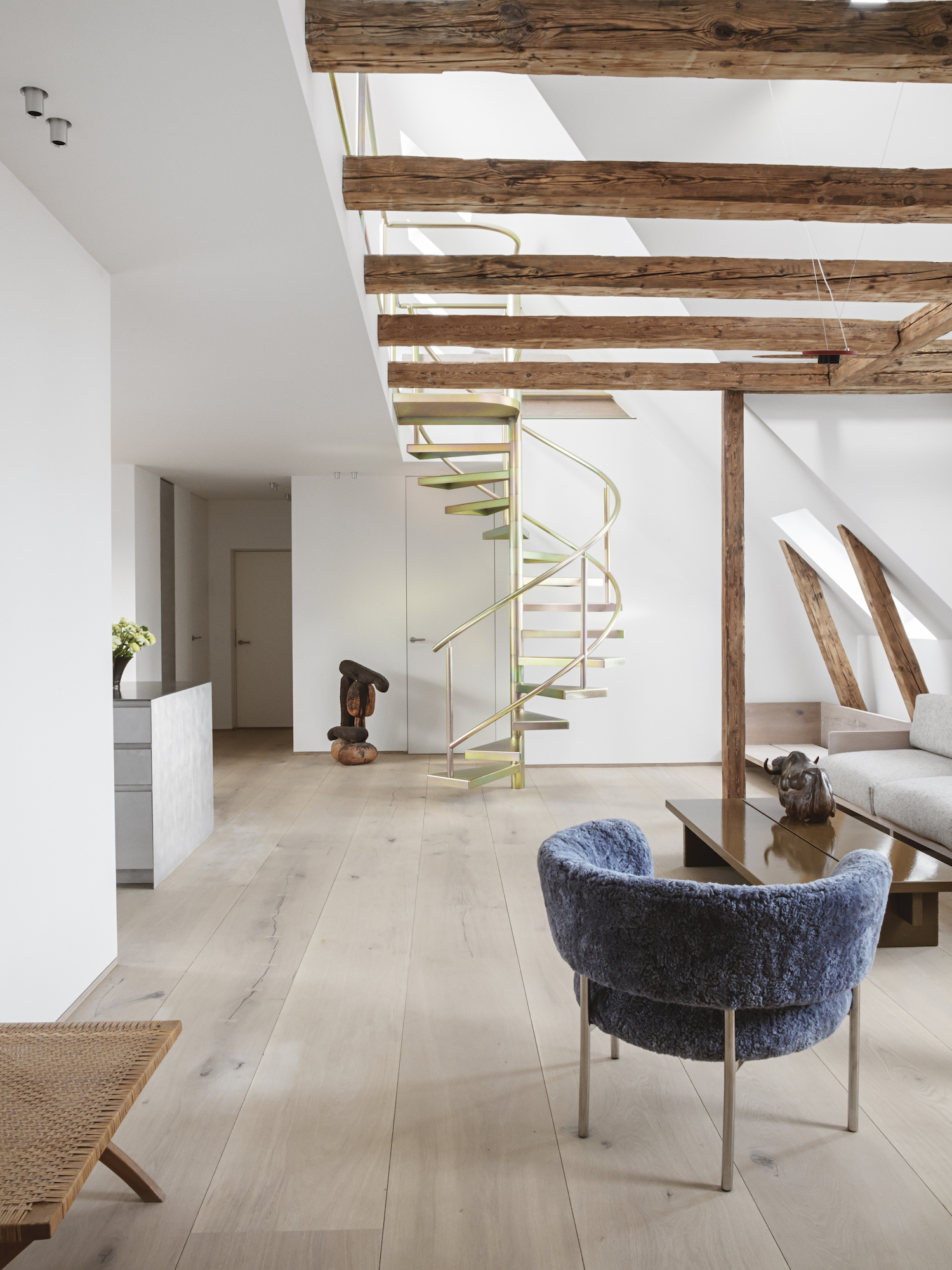 est living studio david thulstrup attic house 4