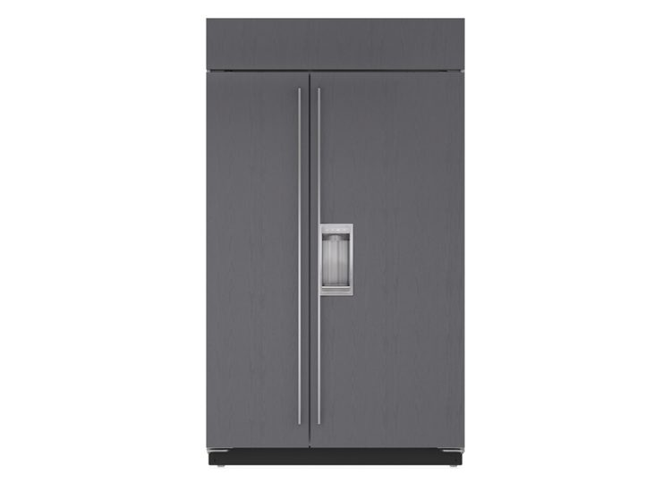 Sub-Zero Classic Series Side-by-Side Refrigerator/Freezer with Dispenser – Panel Ready