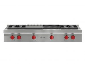 Wolf Sealed Burner Rangetop