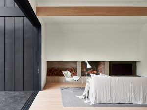 Living | Central Park Road Residence II Living Room by studiofour