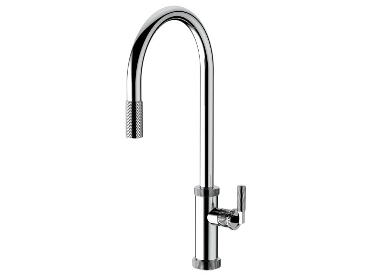 Armando Vicaro Urban D Pull Out Kitchen Mixer