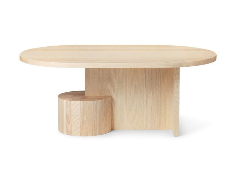 Ferm Living Insert Coffee Table (Natural Ash)