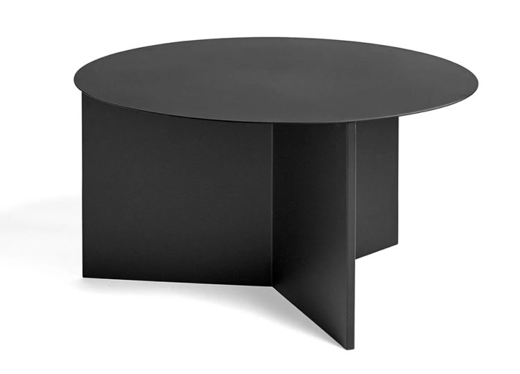 Hay Slit XL Coffee Table (Black)