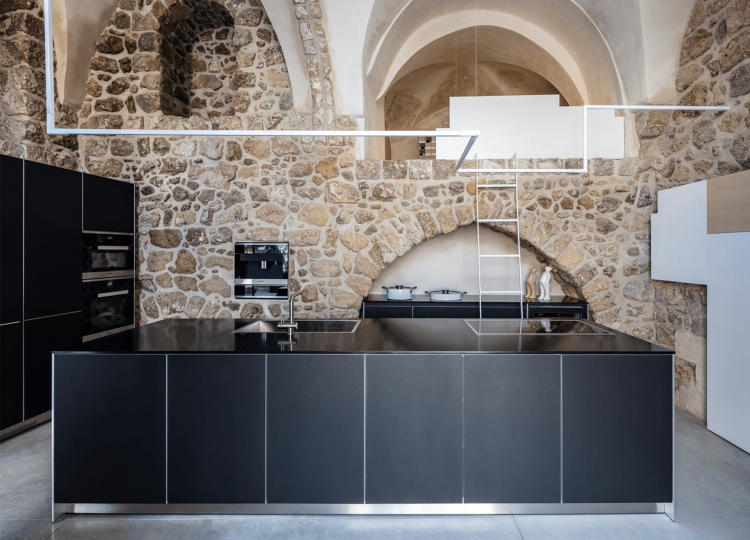 Kitchen | Old Jaffa House 4 Kitchen By Pitsou Kedem