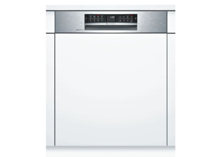 Bosch Series | 6 Semi-Integrated Dishwasher 60cm Stainless Steel