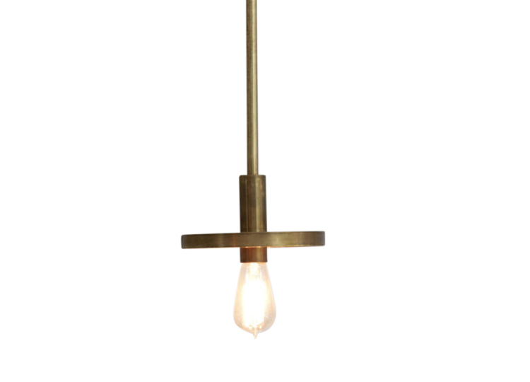 Specified Store Barn Light – Brass