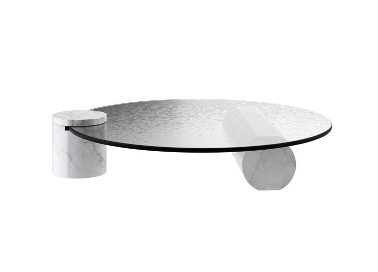 Baxter Verre Particulier Coffee Table