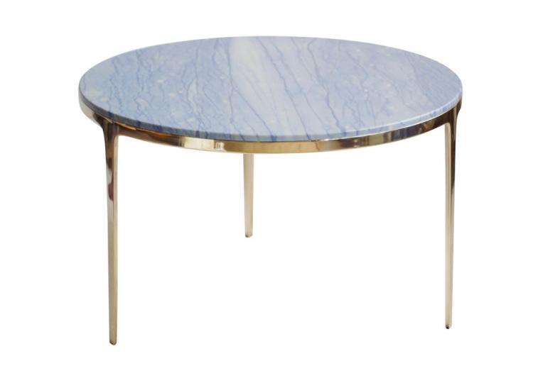 Berbera Design Bronze Round Table