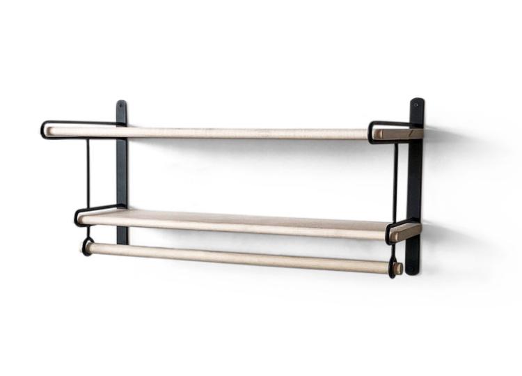 Specified Store Double Utility Shelf