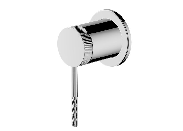 Gareth Ashton Poco Knurled Shower Mixer