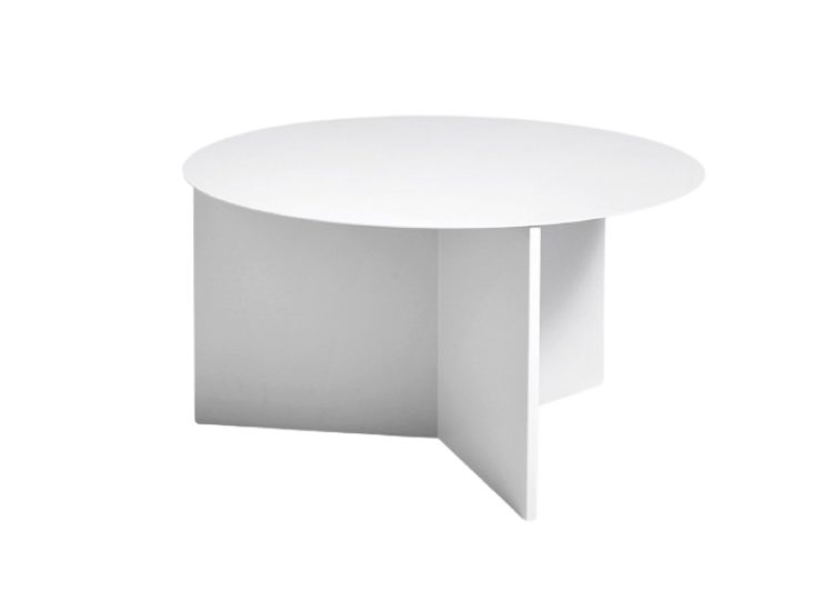 Hay Slit XL Coffee Table (White)