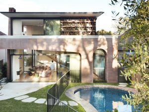 La Casa Rosa by Luigi Rosselli Architects and Arent&Pyke