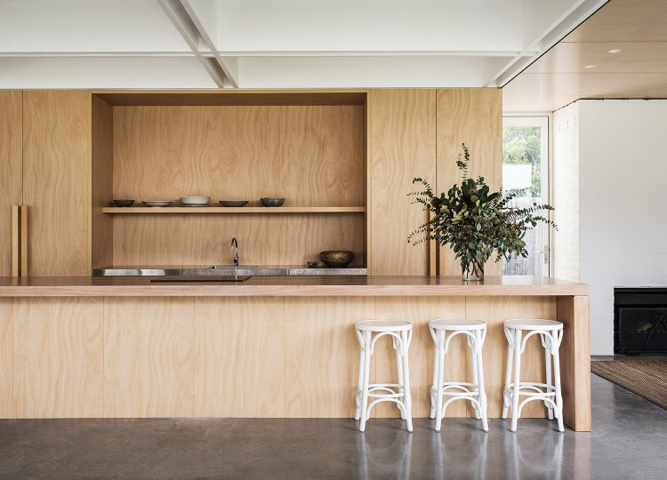 Kitchen | Bendalong Beach House Kitchen by Madeleine Blanchfield Architects