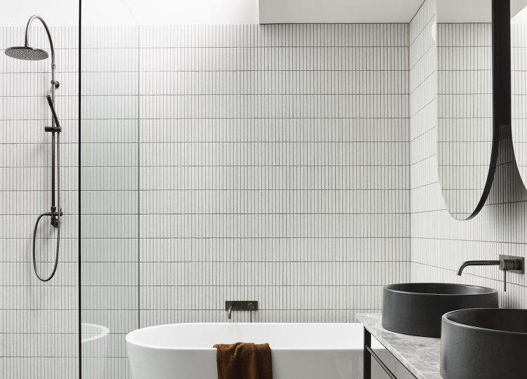 Bathroom 1 | Henry Street Townhouse Bathroom by Maria Danos Architecture