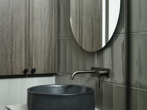 Bathroom 2 | Henry Street Townhouse Kitchen by Maria Danos Architecture