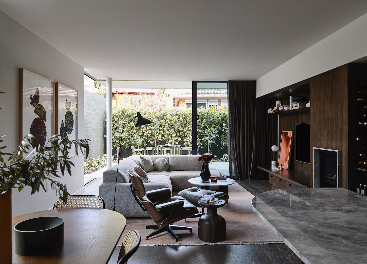 est living maria danos architecture windsor townhouse 4