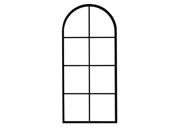 est living metro steel windows w40 arched window 750x540