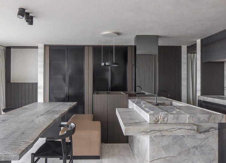 Midan Penthouse by Frederic Kielemoes